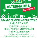 Tour Alternatiba Montpellier